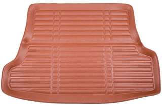 Toyota Altis leather boot mat