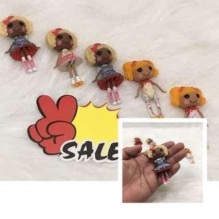 Lalaloopsy Minis