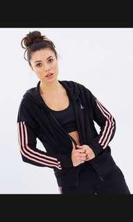 Addidas Performance Women's Essential 3-Stripes Hoodie