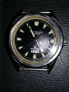 Citizen vintage superjet 33J gilt dial