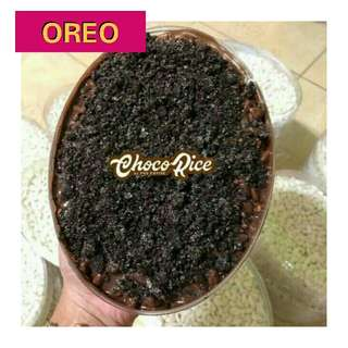 Choco Rice Power