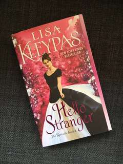 Hello Stranger, a romance novel