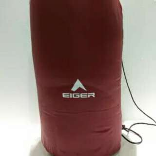 Sleeping Bag Eiger Mummy Maroon