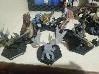 Figure builders monster hunter vol 8