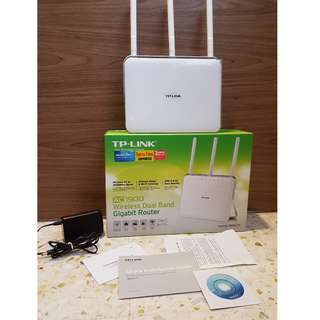 TP-Link AC1900 Gigabit Dual Band Router Connect