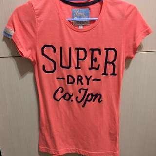 Super Dry上衣