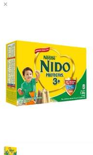 Nido 3+ 1.6kgs