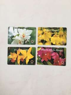 TransitLink Card - Flowers
