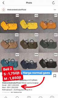 Longchamp Neo small medium original