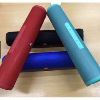 Long JBL Bluetooth speaker