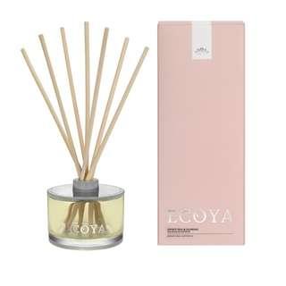 Ecoya Sweet Pea & Jasmine Fragranced Diffuser (200ml)