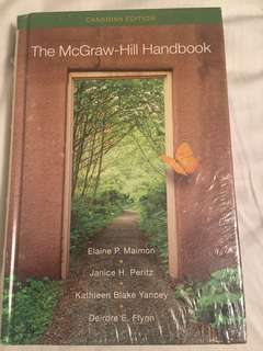 The McGraw-Hill Handbook Brand New