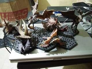 Figure builder monster hunter