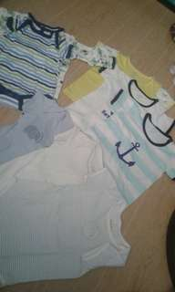 Take all infant's wear