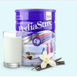 Pediasure complete s3s vanila (1-10 years) 1.6kg