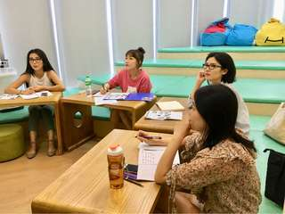 English and Chinese Class for Kids & Adults