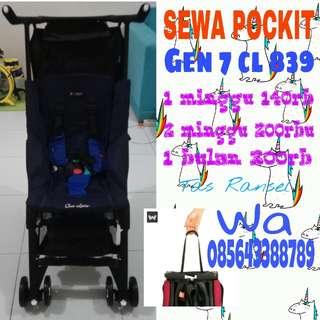 SEWA POCKIT TERBARU GEN 7 CL 839 BLUE NAVY