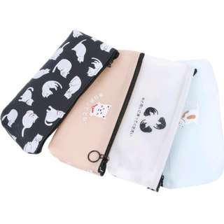 *instock* Cute cat Pencil Case