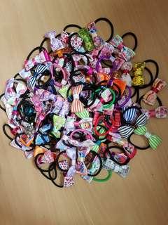 Set of 3 hair tie
