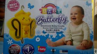 Buaian electric butterfly from japan
