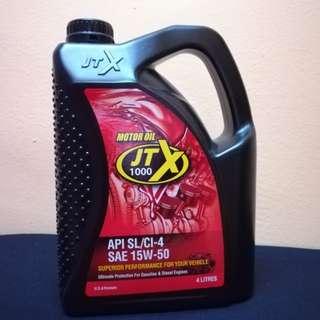 Minyak Hitam JTX1000 RED
