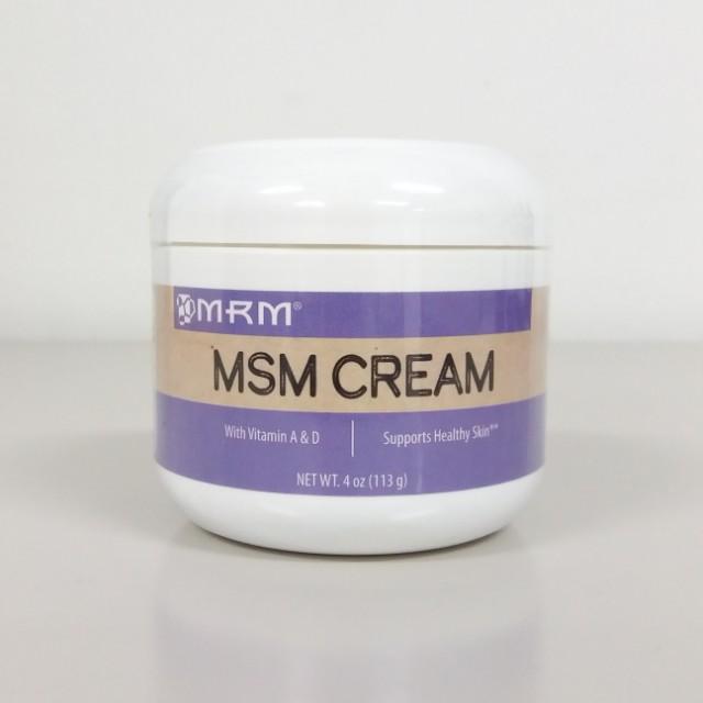 🌟10% OFF🌟 MRM, MSM Cream - For Acne, Eczema, Problem Skin + Free Postage