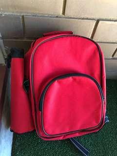 Kid Picnic bring-along backpack