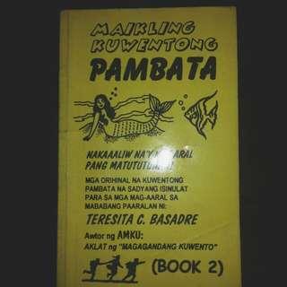 Maikling Kwentong Pambata