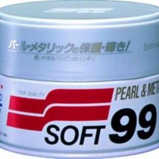 🚚 SOFT99 新高級美它利加軟蠟