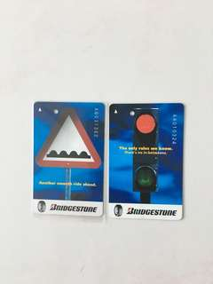 TransitLink Card - Bridgestone