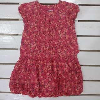 DKNY flower dress