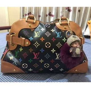 AUTHENTIC LV CLAUDIA MULTICOLOR