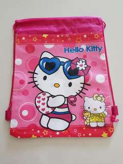 Hello Kitty Drawstring Bag Party Goodie Bag