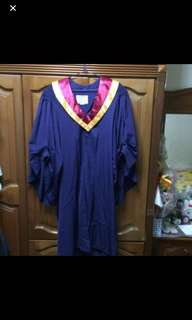 Nyp graduation grown for rent!!