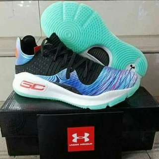 OEM UNDER ARMOUR STEPHEN CURRY LOWCUT