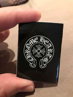 Authentic chrome hearts matches