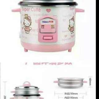 Hellokitty Rice cooker
