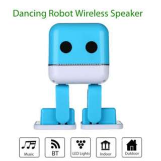 Dancing Robot Speaker (free gift)