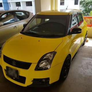 Suzuki Swift Sport 1.6 Manual Premium