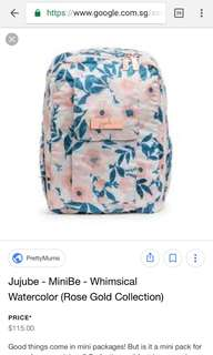 WTB Jujube Whimsical Watercolor MiniBe