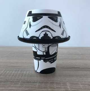 Star Wars Storm Trooper Bowl and Cup