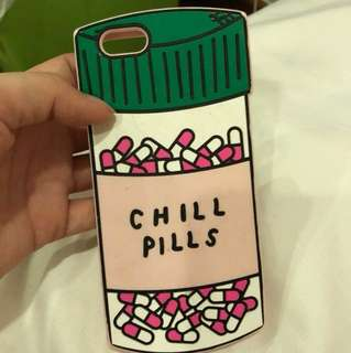 Chill Pills IPhone 6/7 Phone Case