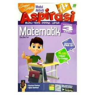 Super Skills Aspirasi KSSR Matematik Tahun 3