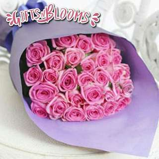 Fresh Flower Bouquet Anniversary Birthday Flower Gifts Graduation Roses Sunfowers Baby Breath -  1340     76