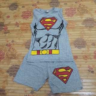 Superman set
