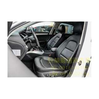 08年 Audi 奧迪 A4 Sedan S-Line 1.8T FSI 白