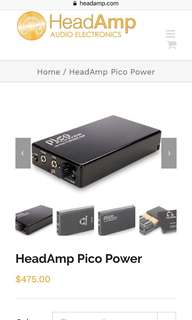 Headamp Pico Power