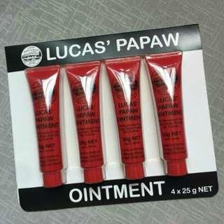 Lucas Papaw 25g