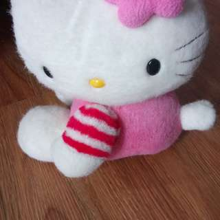 絕版90年代 almost new Hello Kitty8 吋plush