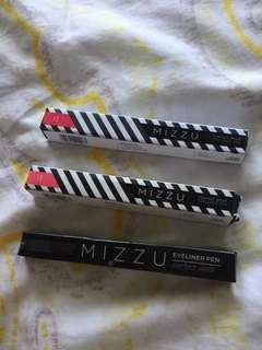 Mizzu eyeliner black